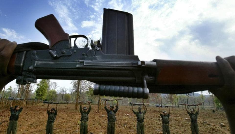 South Gadchiroli is one of the nine divisions of the Maoists in Dandakaranya where 37 Maoists have been killed by security forces in the last three days, including 31 in an encounter on April 22