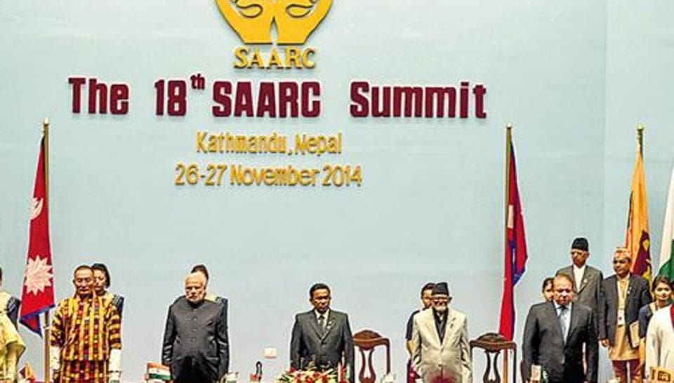 Saarc summit,South Asian Association for Regional Cooperation,India