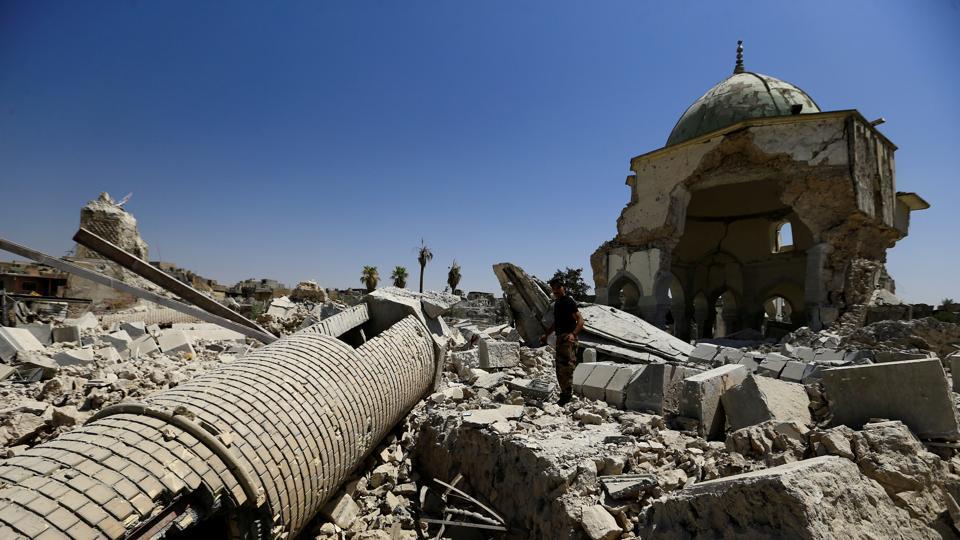 Al Nuri mosque,Iraq,Baghdad