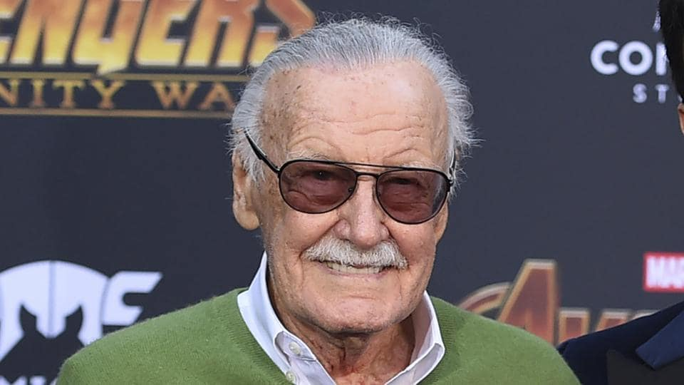 Stan Lee,Sexual Misconduct,Avengers