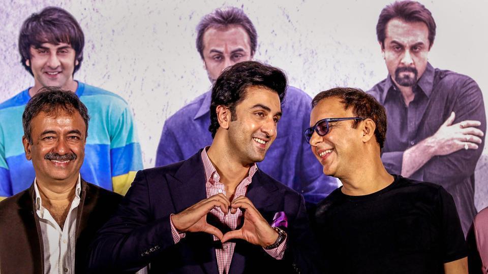 Ranbir Kapoor,Rajkumar Hirani,Vidhu Vinod Chopra