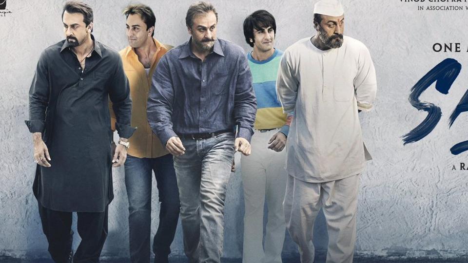 The teaser of Sanju, starring Ranbir Kapoor, was released on April 24.