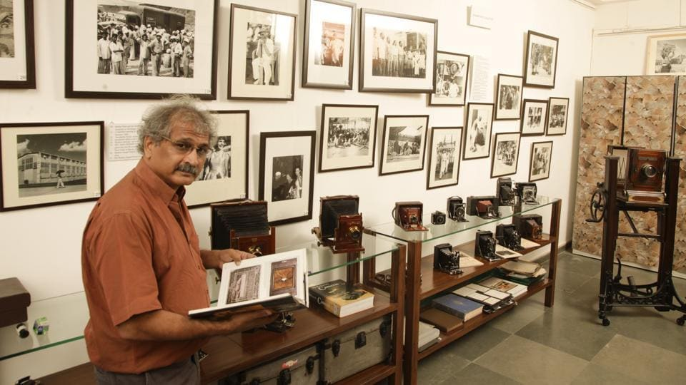 The upcoming museum will have over 2,000 antique cameras and other gadgets dating back to the 19th century, collected from over 100 countries by photographer Aditya Arya.