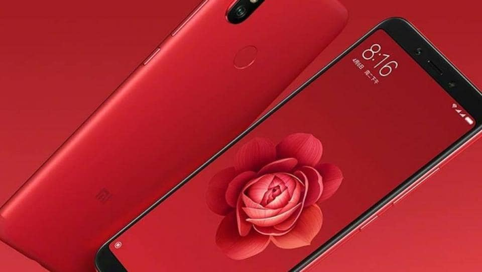 Xiaomi Mi 6X launched in China today. The smartphone could launch in India as Xiaomi Mi A2/
