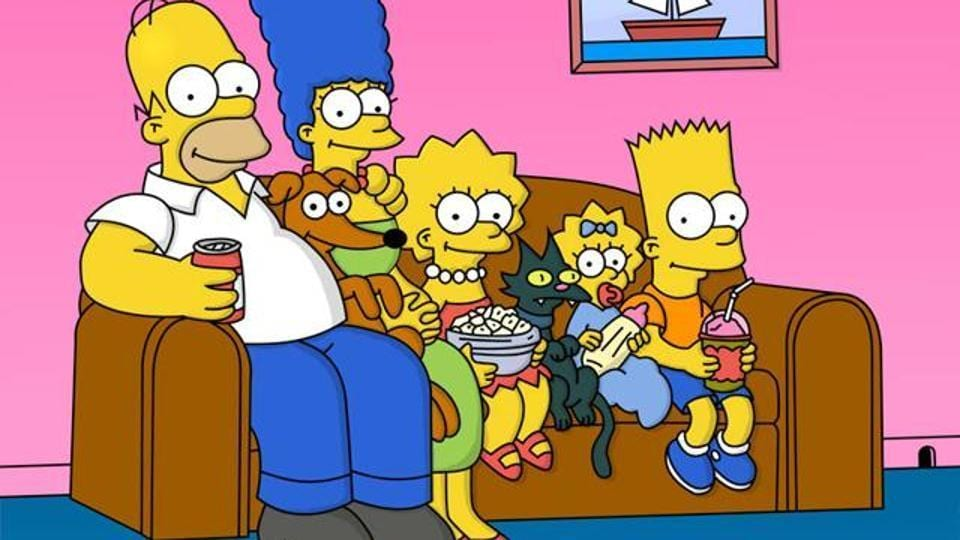 The Simpsons is one of the longest running animated TV shows.