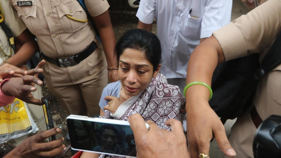Indrani on Monday claimed before the court that she feared for her life in jail.