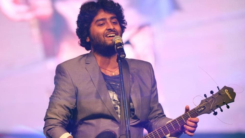 Arijit Singh is currently Bollywood's top playback singer.