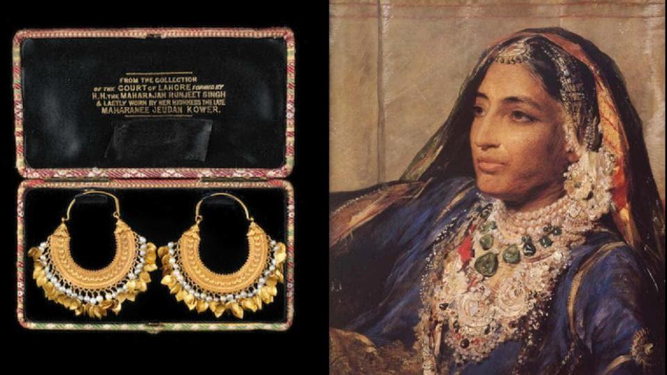 Sikh heritage,Maharani Jindan,Jind Kaur