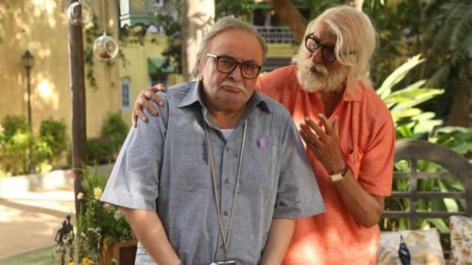 Amitabh Bachchan,102 Not Out,Karan Johar