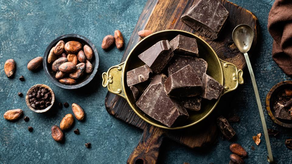 Dark chocolate can cut down on our stress levels and boost our immunity, according to researchers.