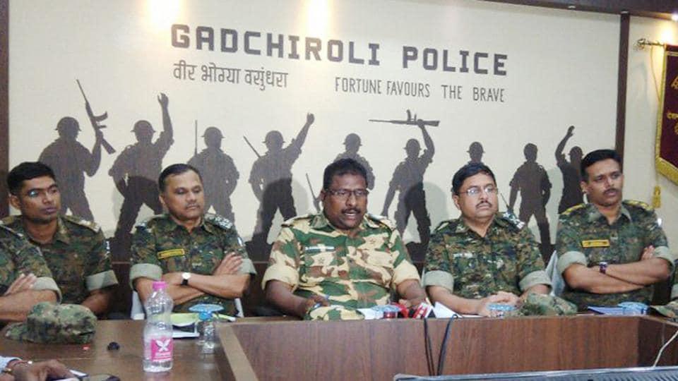 Gadchiroli,Maoist,Maharashtra
