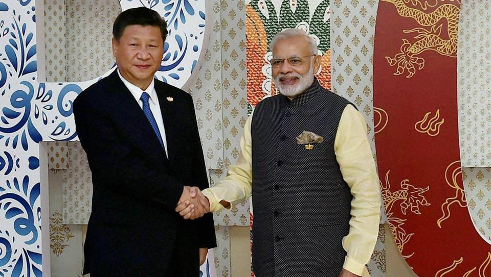 Wuhan summit,India,China