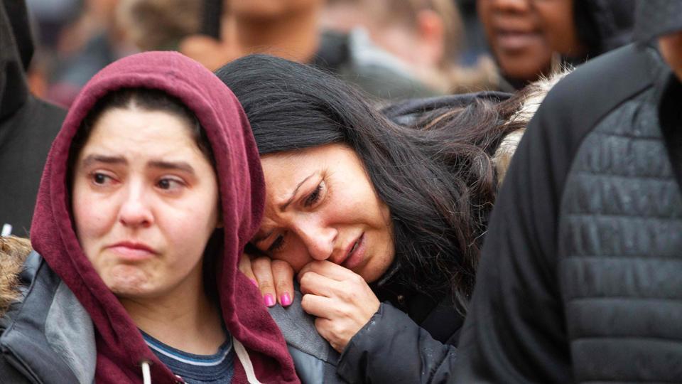 Canada van massacre,Canada,Toronto