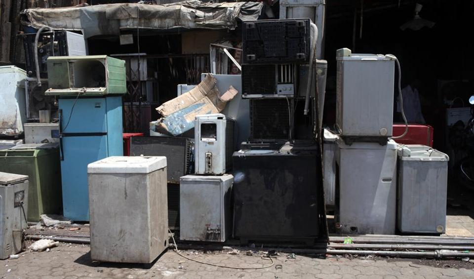 Navi Mumbai,e-waste,NMMC