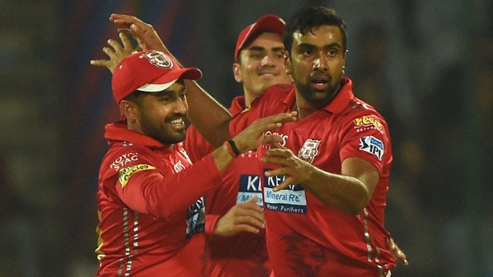 IPL 2018,Indian Premier League,Kings XI Punjab