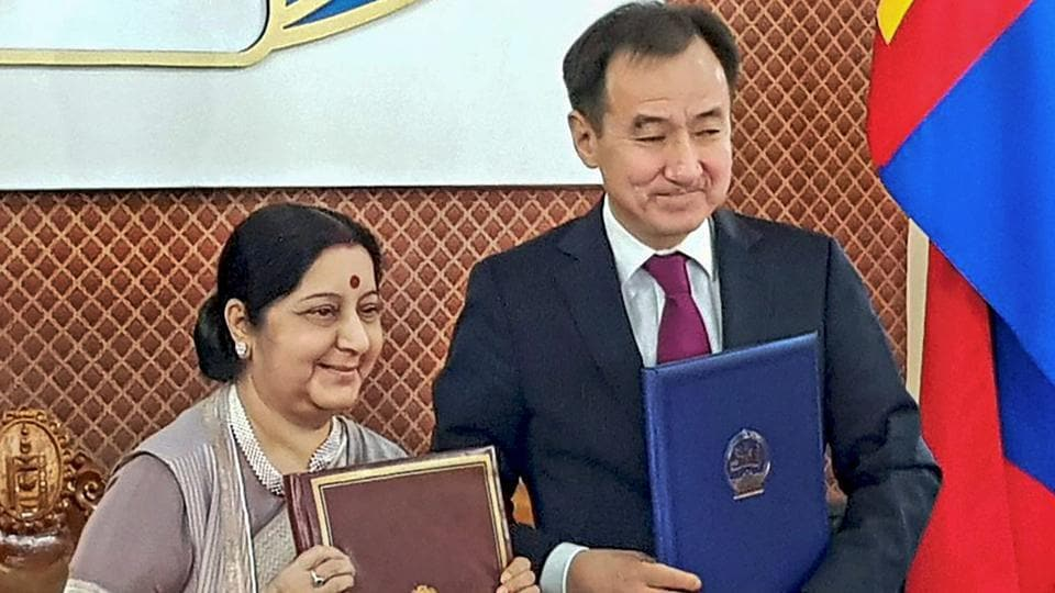 Indian-Mongolia Joint Committee on Cooperation,Mongolia,Ulaanbaatar