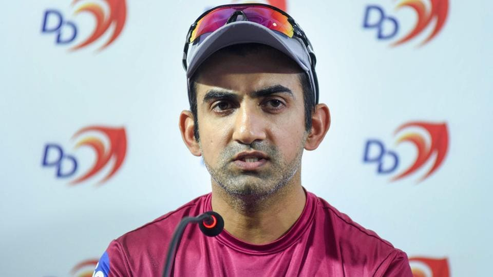 Gautam Gambhir stepped down as Delhi Daredevils skipper after a disappointing start to the season.