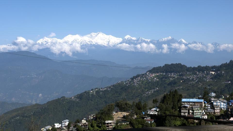 Himalayas,Himalayan springs,Jammu and Kashmir
