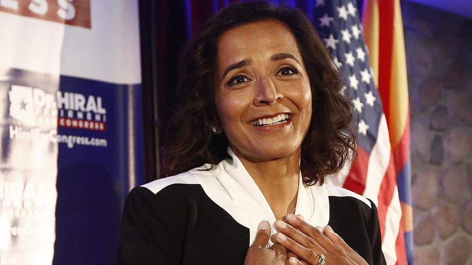 Hiral Tipirneni,Indian-American Hiral Tipirneni,US special election