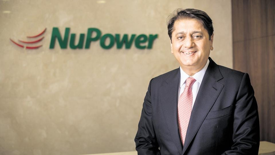 Deepak Kochhar is the founder and manging director of NuPower Renewables Private Ltd .
