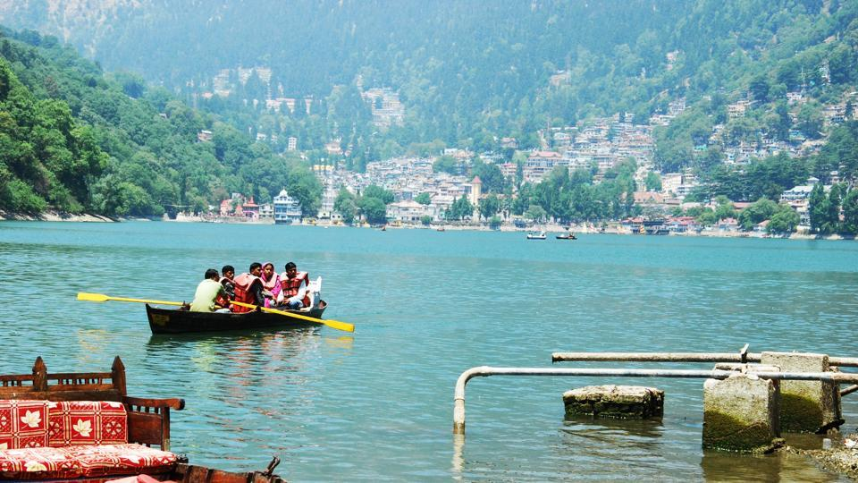 The rationing was launched amid fears that Naini lake, a natural receptor of water percolating down from the hills, will dry up.
