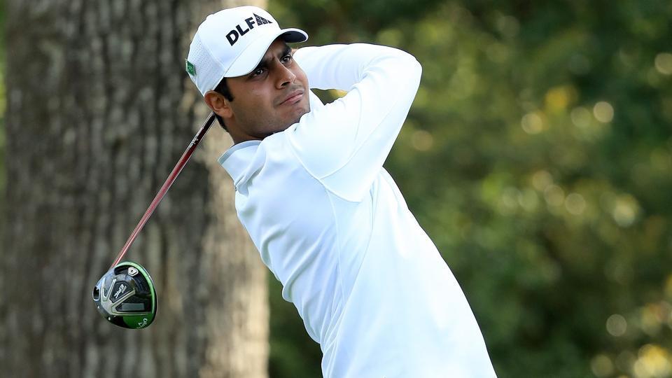 Shubhankar Sharma,China Open,China Open golf