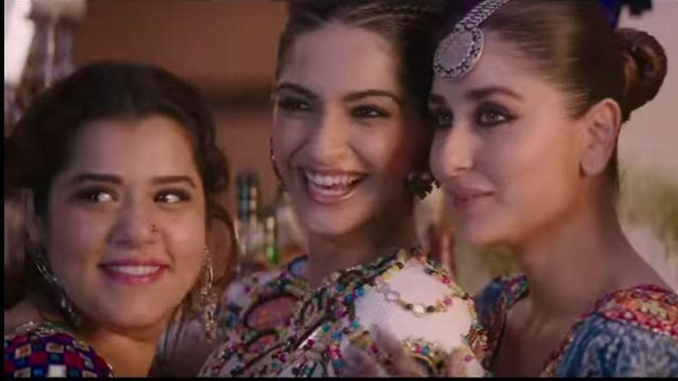 Veere Di Wedding trailer is out and it is a fun-filled ride.