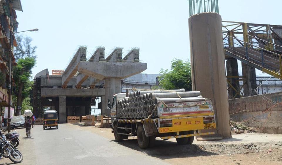 Dombivli,Thakurli,new bridge