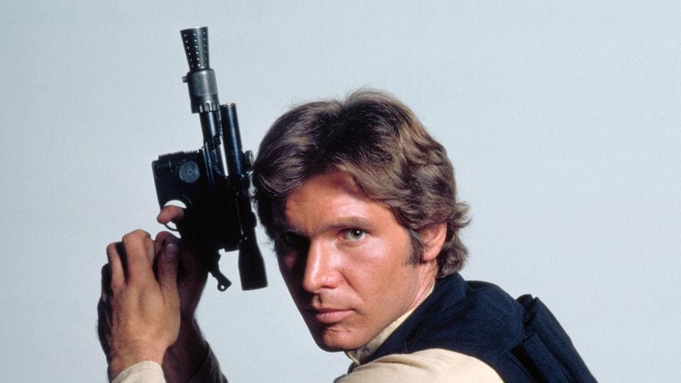 Harrison Ford's Han Solo gun from Star Wars could fetch Rs 3