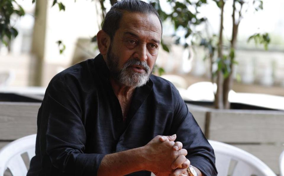 Film actor-director Mahesh Manjrekar.