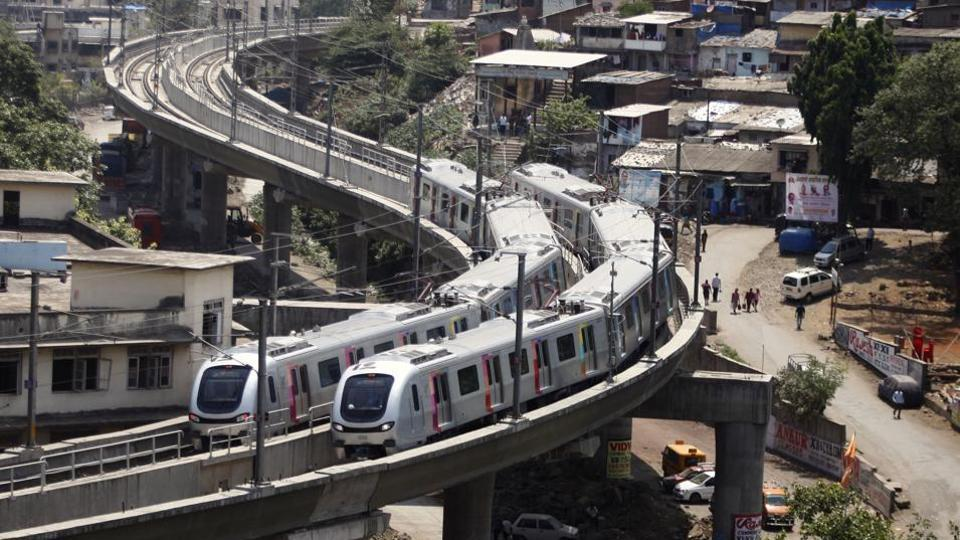 Mumbai,Metro,buildings