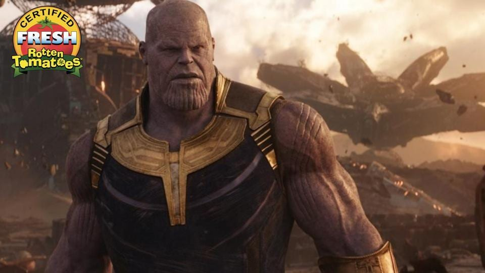 Josh Brolin's villainous Thanos has been called the most formidable adversary the Avengers have ever faced.