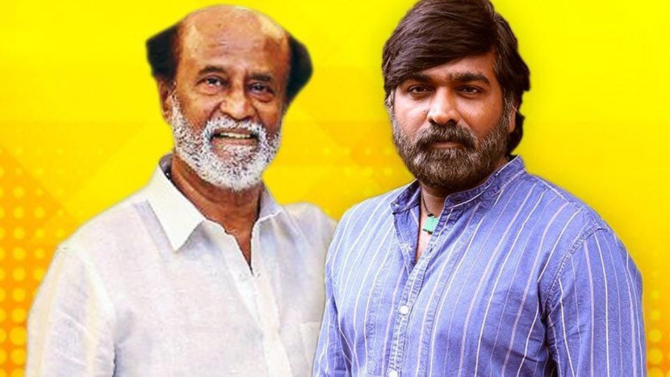 Vijay Sethupathi and Rajinikanth will work together in the upcoming Karthik Subbaraj directorial.