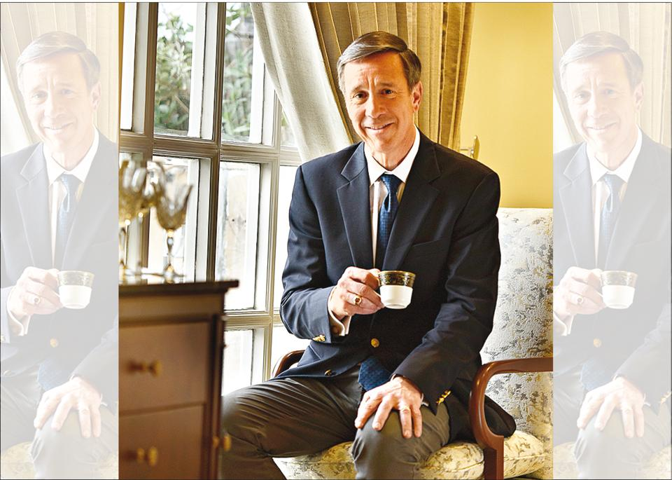 CEO of Marriott International, Arne Sorenson is not only the world's leading hotelier but also takes stands on political and social issues