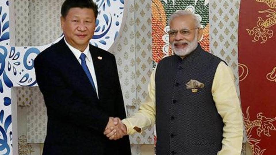 Modi in China,Modi Xi meeting,Narendra Modi Xi Jinping