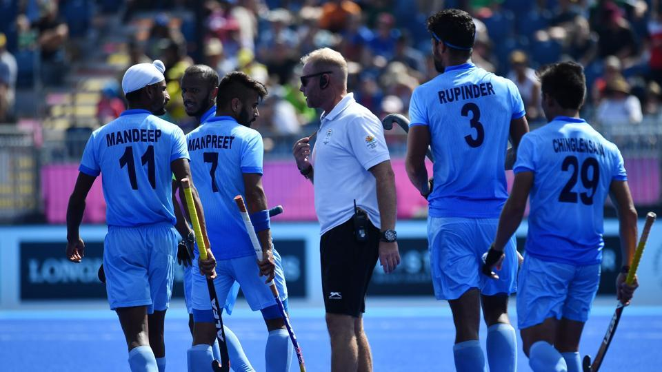 2018 Commonwealth Games,Hockey India,Gold Coast Commonwealth Games