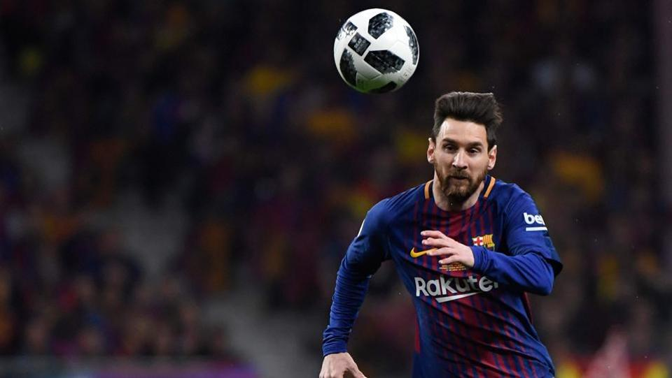 Barcelona's Lionel Messi wins legal battle over trademark