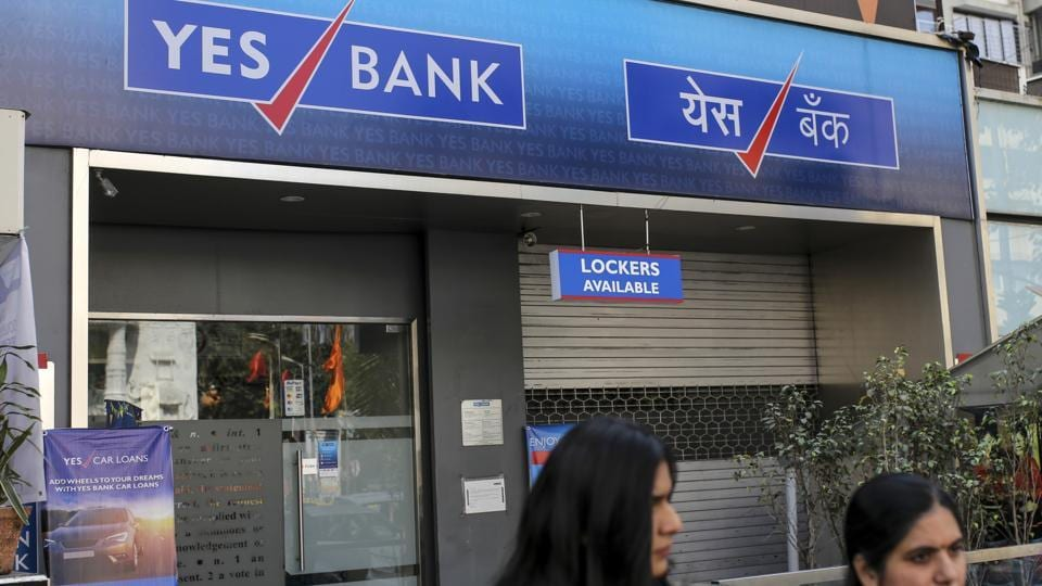 Yes Bank Q4 results,Yes Bank Q4 profit,Yes Bank shares