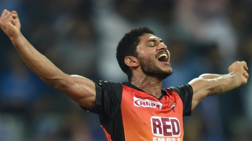 ipl 2018,Basil Thampi,Indian Premier League