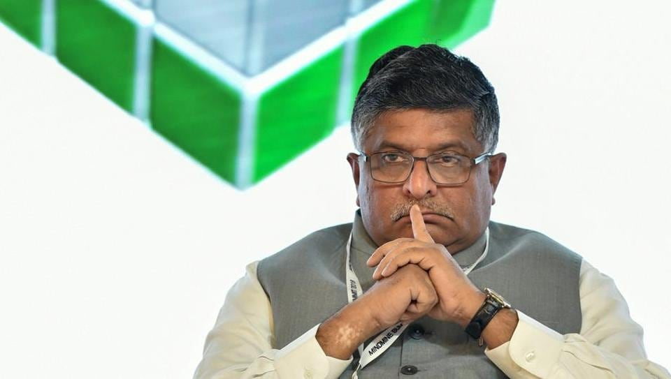 Mobile manufacturing to touch Rs 132000 cr: Prasad