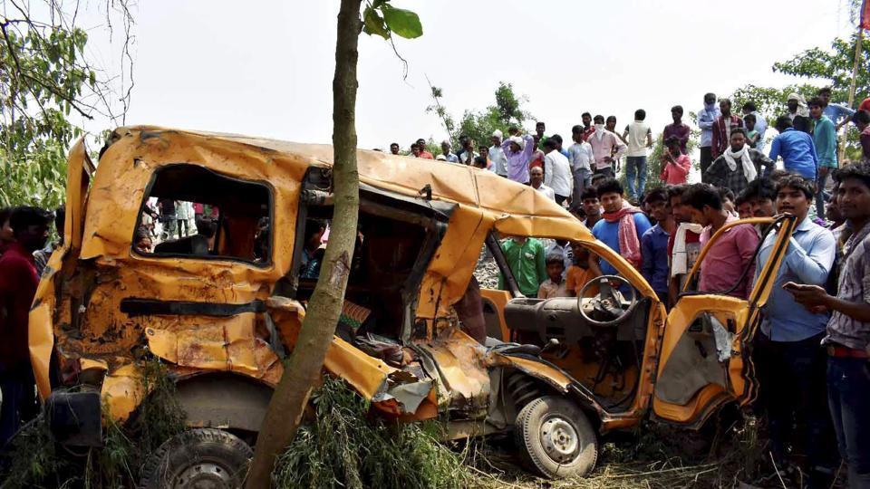 Kushinagar railway accident,Kushinagar accident,UP