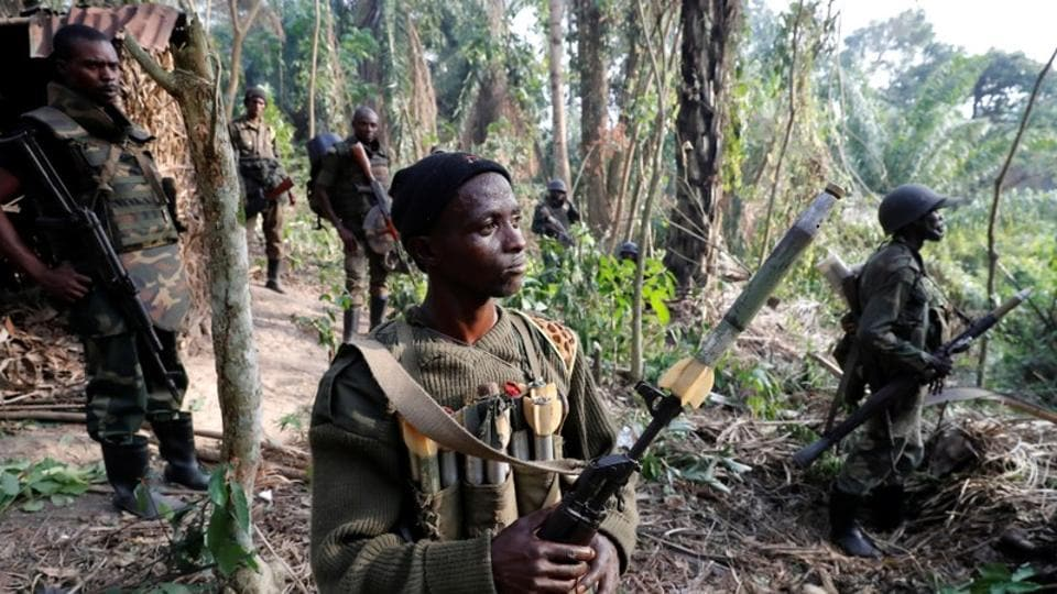 United Nations,Congo,Ethnic violence