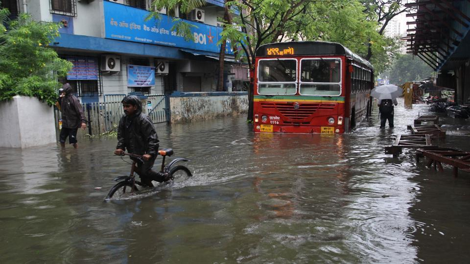According to data procured from BMC, Western suburbs have the most flood-prone spots due to such works, specifically in Bandra (East).
