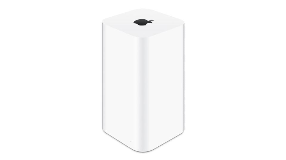 Apple 'AirPort base station' products discontinued.