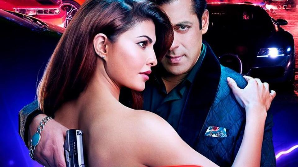 Race 3 New Poster Shifts Focus Back To Salman Khan Jacqueline