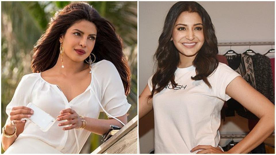 Anushka Sharma,Priyanka Chopra,Sonam Kapoor