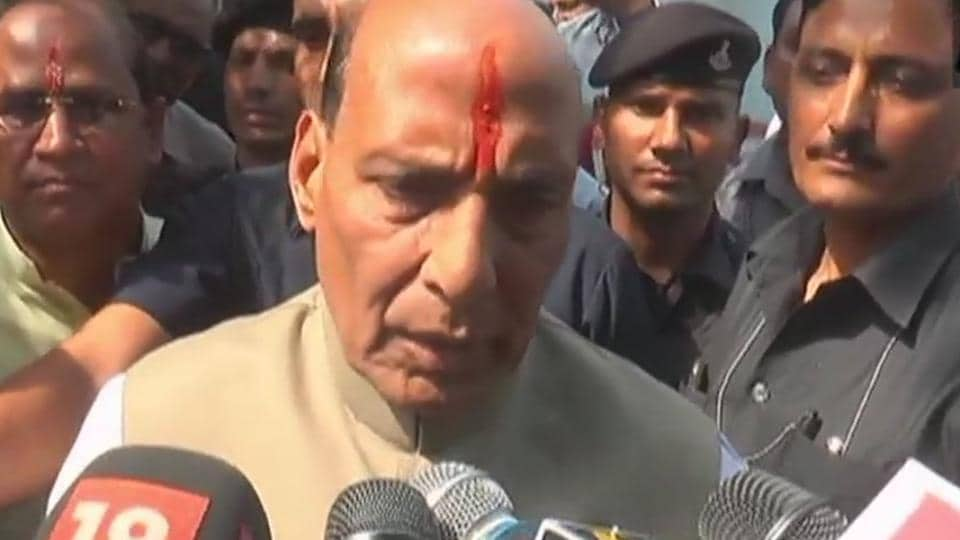 2019 Lok sabha polls,Rajnath Singh,BJP