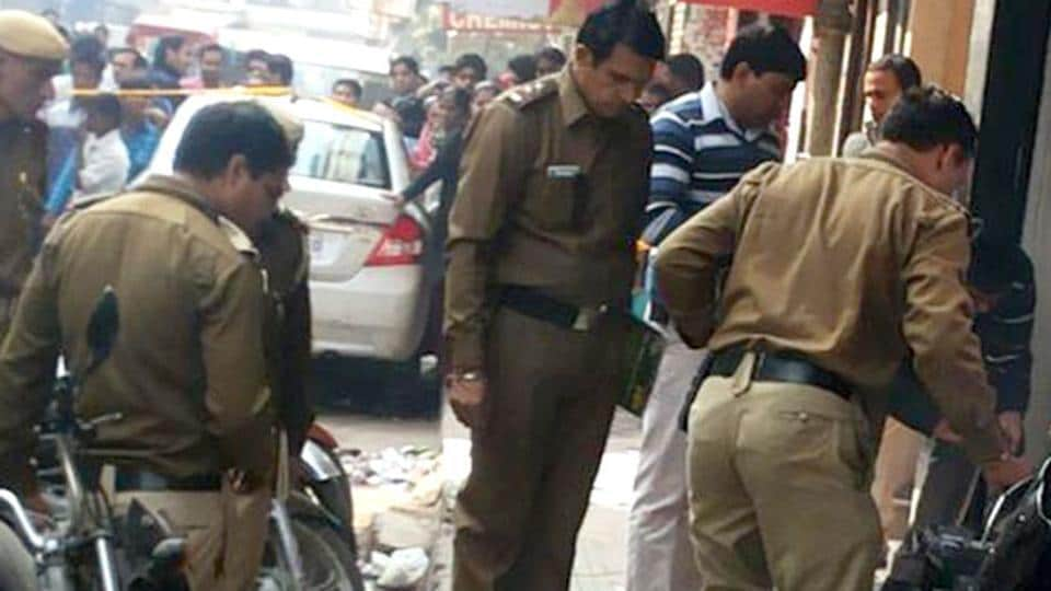Jeweller dies,Directorate of Revenue Intelligence,Lodhi Colony