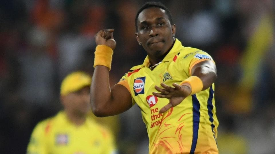 Bravo has been a match winner for  CSK over the years. (AFP)