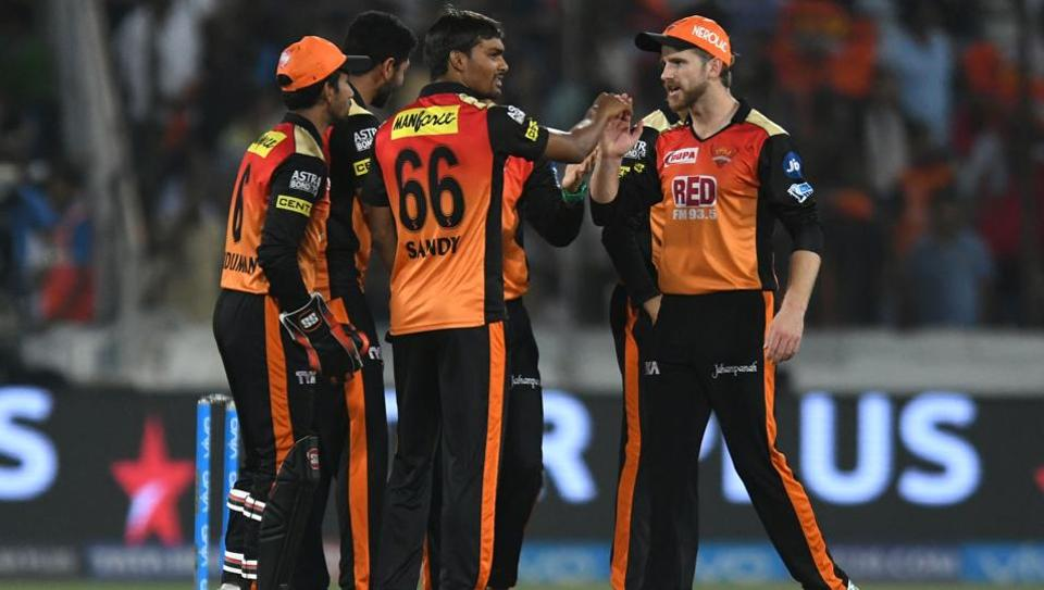 Sunrisers Hyderabad are currently second in the points table of IPL2018.